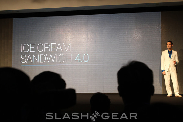 Android 4.0 Ice Cream Sandwich SDK now available
