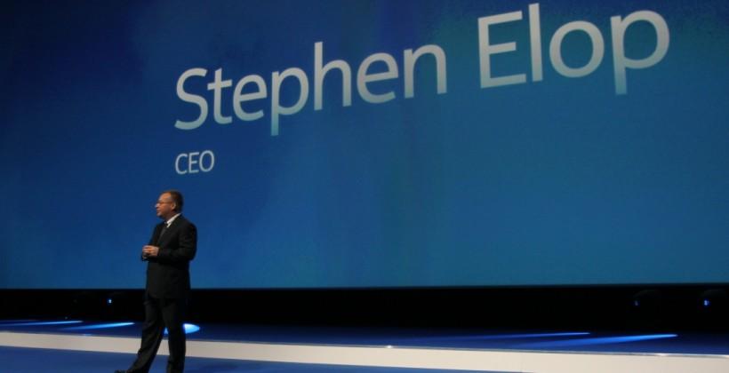 Nokia's Elop unveils Asha: Phones for the next Billion
