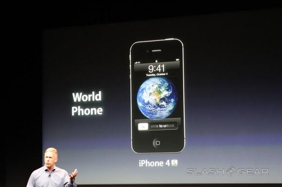 iPhone 4S vs Galaxy S II vs HTC Sensation vs DROID BIONIC vs G2x
