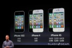 Apple iPhone 4S, 4, and 3GS versus Android