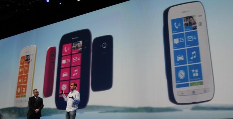 Nokia Lumia 710 official