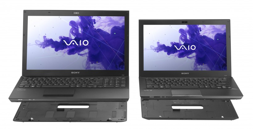 VAIO line adds software upgrades, color options, 15.5-inch model SE
