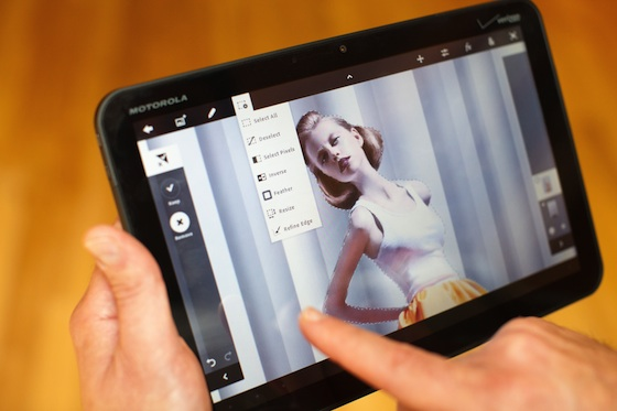 Adobe preps Photoshop Touch among six tablet-optimized apps for iPad, Android