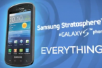 Samsung Stratosphere 4G LTE slider receives first video tour