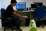 Qbo open-source robot gets Android control app