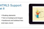 Amazon adds HTML5 ebooks in Kindle Format 8