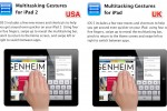 iOS 5 gesture bait & switch frustrates original iPad owners