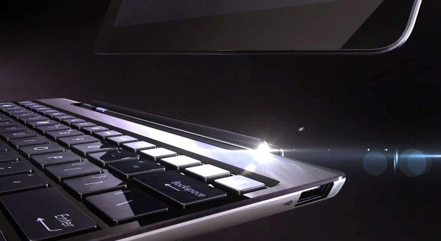 ASUS Eee Pad Transformer 2 gets video tease