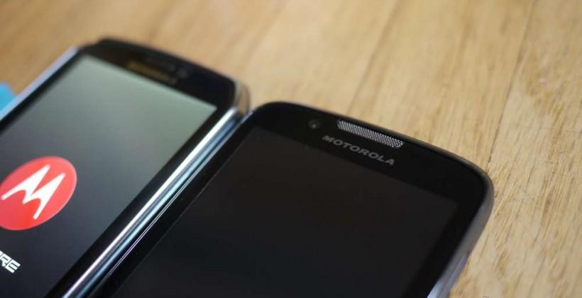 Motorola offers both Ice Cream Sandwich updates and Bootloader Unlockability
