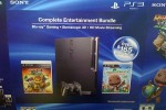 Sony PS3 and PS Move Black Friday bundles leaked