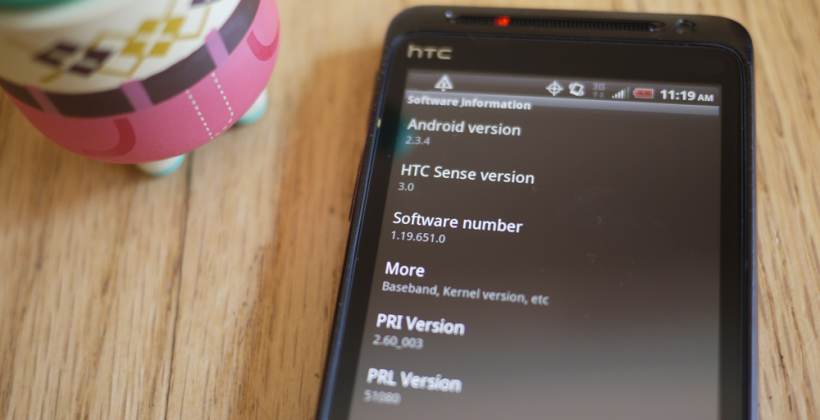 HTC EVO Design 4G Review [Video]