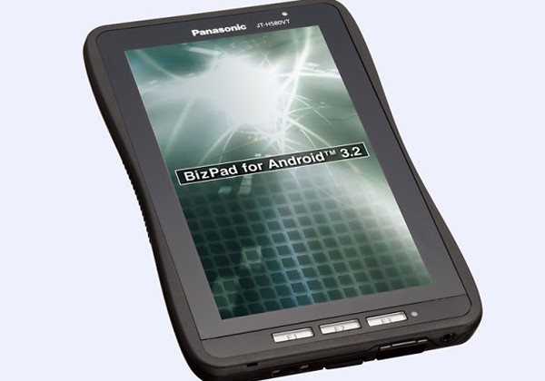 Panasonic rugged BizPad tablets tipped for Japanese business users