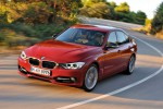 BMW shows off refreshed 3-series