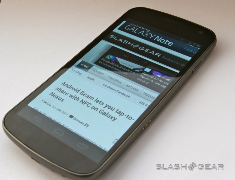 Android 4 0 Ice Cream Sandwich complete guide - SlashGear