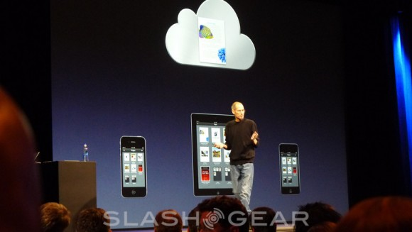 iCloud goes to iTunes and Lion first, iOS third