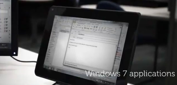 Dell video outs Latitude ST Windows 7 tablet early