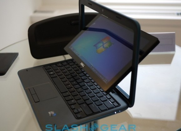 Dell tablet focus is Windows 8 not Android
