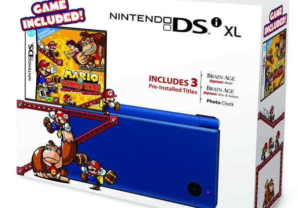 Nintendo unveils new DSi XL bundles for holidays - SlashGear