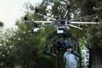 German effects firm builds DIY flying drone for Red Epic camera