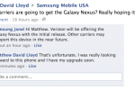 Verizon gets Galaxy Nexus exclusive (at first)