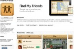 Find My Friends app released for iPhone, iPad and iPod touch