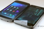 Galaxy Nexus has curved PenTile OLED display