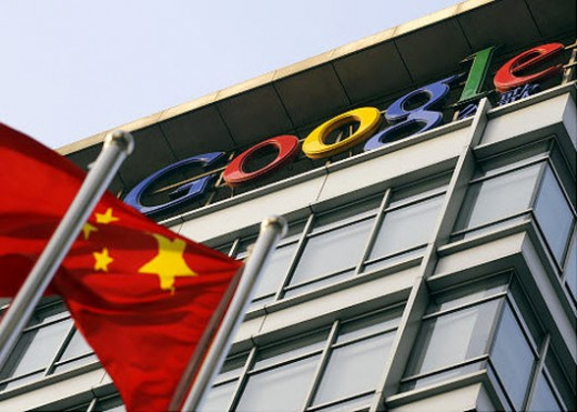 Android Market blocked by Chinese Government