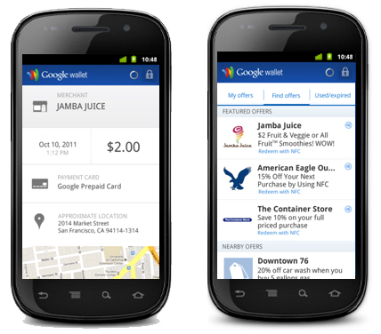 Google Wallet adds coupons, rewards, and more retail partners