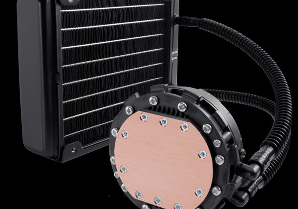 Corsair unveils Hydro Series H70 Core liquid cooling system for CPUs