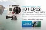 GoPro launches new HD Hero2 digital camera