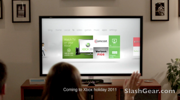 Xbox 360 TV expanded experience made official