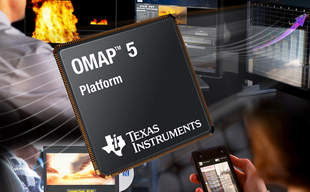 Texas Instruments OMAP 5 processor demoed [Videos]