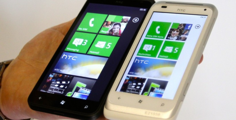 Microsoft digs into Samsung and HTC wallets for WP7 promotion