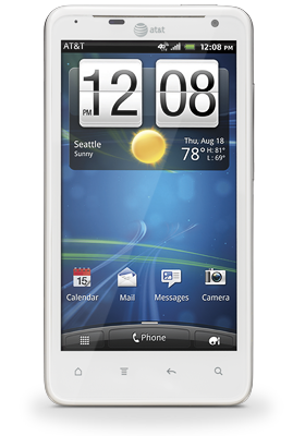 AT&T Galaxy S II Skyrocket and HTC Vivid offer LTE on Nov 6