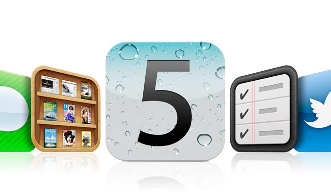 iOS 5 available now