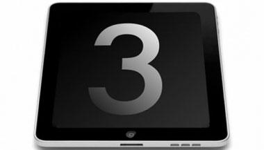 iPad 3 headed to production tips analyst