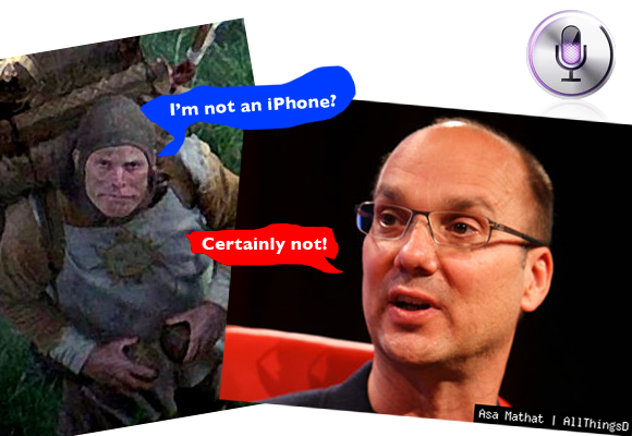 Andy Rubin asks: Should smartphones be assistants or tools?