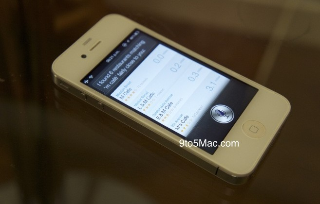 Siri iPhone 4 hack gets Apple server support