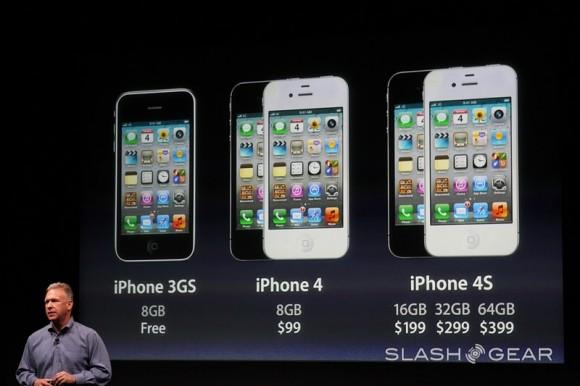 iPhone 4S pre-orders open now!