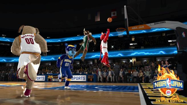 NBA JAM On Fire Edition out now, Unlockable Characters revealed!