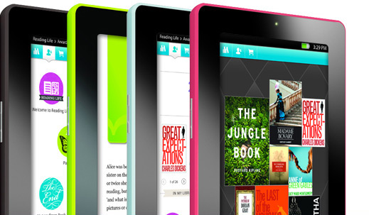 Kobo Vox takes on Kindle Fire with sub-$200 tag