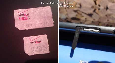 Verizon moves to micro SIM cards for LTE