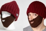 Neff Lumberjack Knit Hat is perfect for the facial hair deficient