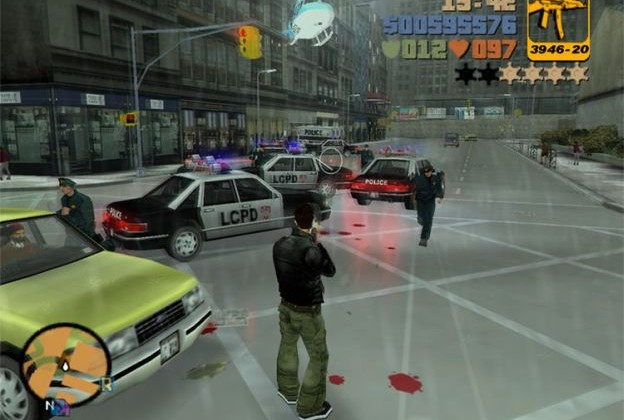 Grand Theft Auto III for iOS and Android soon, physical action figure in tow