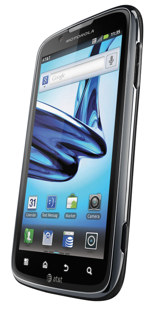 Motorola atrix 2 5