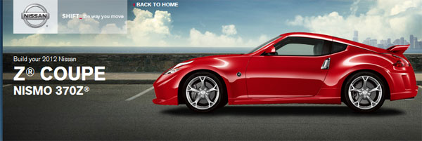 Nissan announces pricing for 2012 370Z models