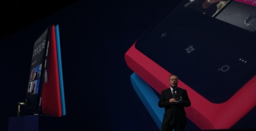 Nokia Lumia 800 official