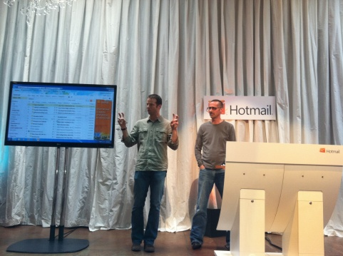 Android, iOS 5 to get native Hotmail app
