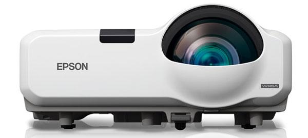 Epson announces new PowerLite 420, 425W, 430, and 435W digital projectors
