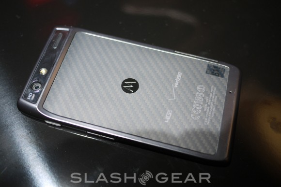 Android 4.0 Ice Cream Sandwich to be an OTA upgrade for RAZR in early 2012